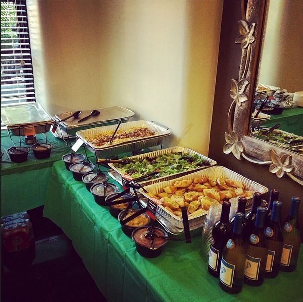 We had dinner at 2756 N. Pine Grove, catered by Noodles and Company, so that our residents had a chance to meet one another!  #social #food #yum #apartmentsinchicago #chicagoapartments  www.ppmapartments.com