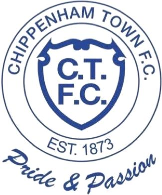 1873, Chippenham Town F.C. (England) #ChippenhamTownFC #England #UnitedKingdom (L16526)
