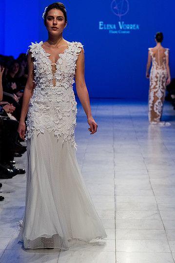 Νυφικα ELENA VORREA Haute Couture