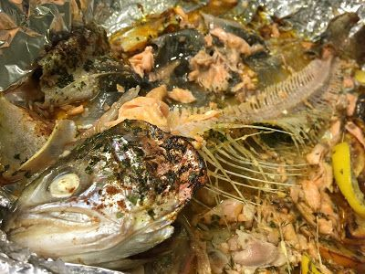 Bouillabaissea ja Kalasoppaa