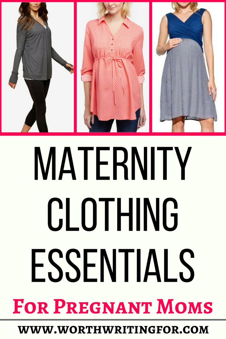 Planning to shop for maternity clothes? This list has the essentials you need for your maternity wardrobe! Check it out! | maternity clothes | maternity tops | maternity dresses | maternity pants | maternity jeans | maternity leggings | maternity sleepwear | maternity bras | affordable maternity | maternity capsule wardrobe | pregnancy | expecting mom | nursing tops |