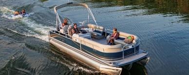 Lowe Pontoon Boats SF232 Sport Fish