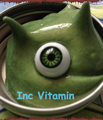 Intelligente Knete Magnetische Knete Sehr Stark Magnet N38 Würfel Monster Augen