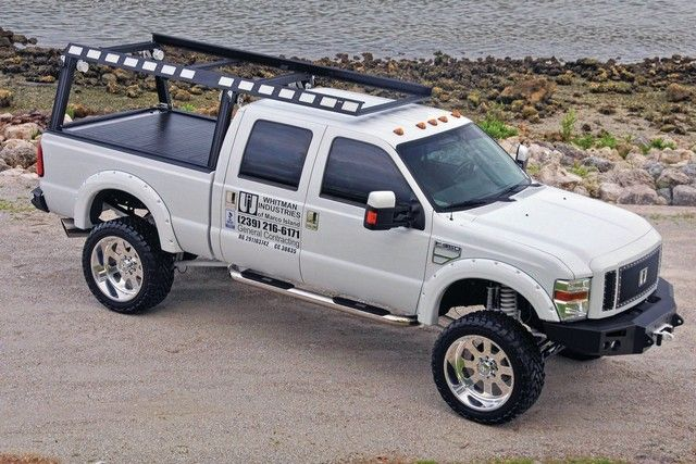 Ford F250 Work Truck 1