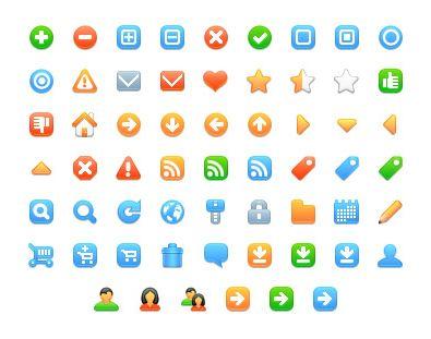 Дизайн иконок и пиктограмм - разработка иконок, пиктограмм, персонажей для сайтов в Киеве, Украина  - хорошее уеновое предложение, скидки на сеты
