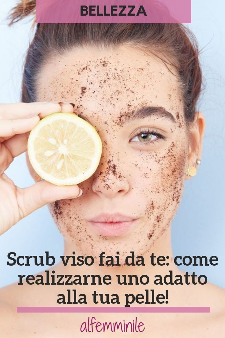 10 scrub per il corpo fai-da-te - GreenMe.it