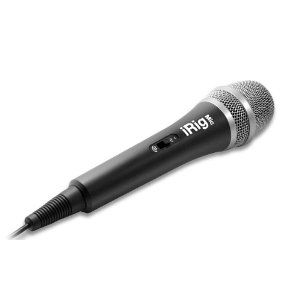 431 best products i love images on pinterest hair computers and ik multimedia irig mic handeld condenser mic for smartphones and tablets fandeluxe Images