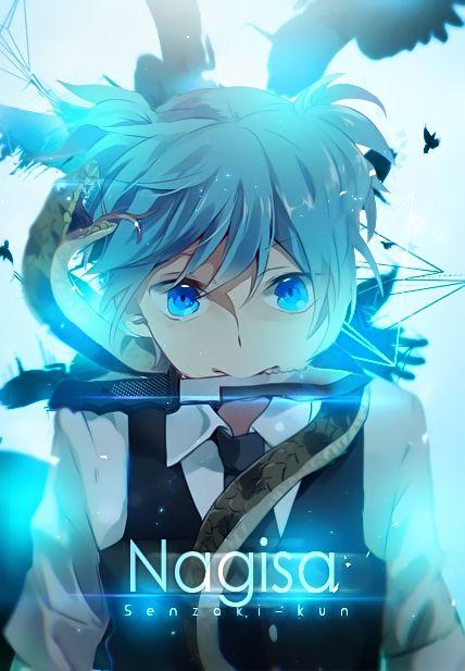 DeviantID: Nagisa - Ansatsu Kyoushitsu by SeventhTale.deviantart.com on @DeviantArt