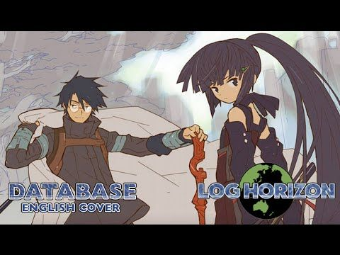 ENGLISH 'Database' Log Horizon - YouTube