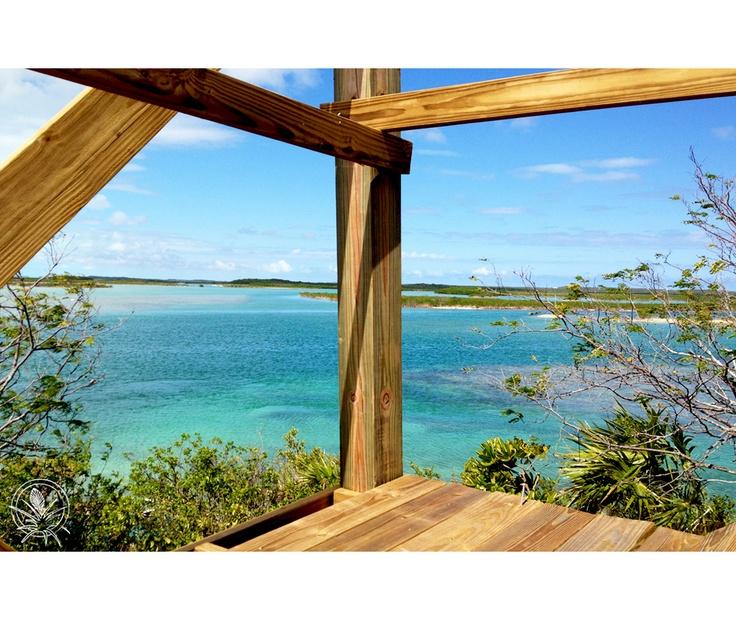 Elevated Platform -  Nap Time - The Bahamas