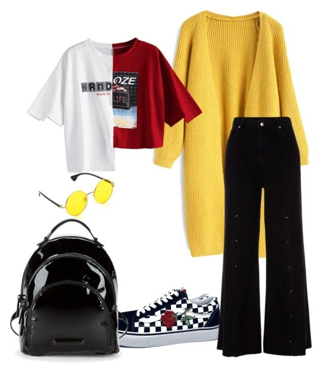 """""""Mix and match"""" by irini-stam on Polyvore featuring Chicwish, River Island and Kendall + Kylie"""