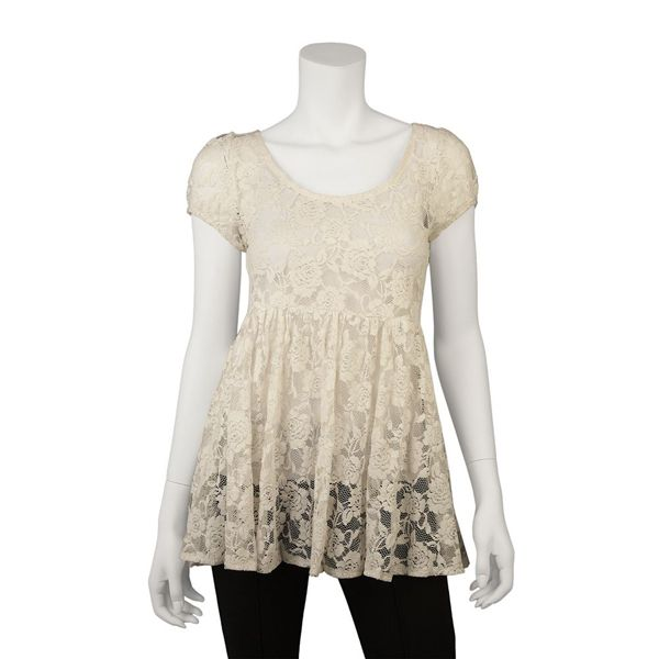 Lace Tops for Women   Lovely Lace Tops - 9 Beautiful Babydoll Tops ...   All Women Stalk