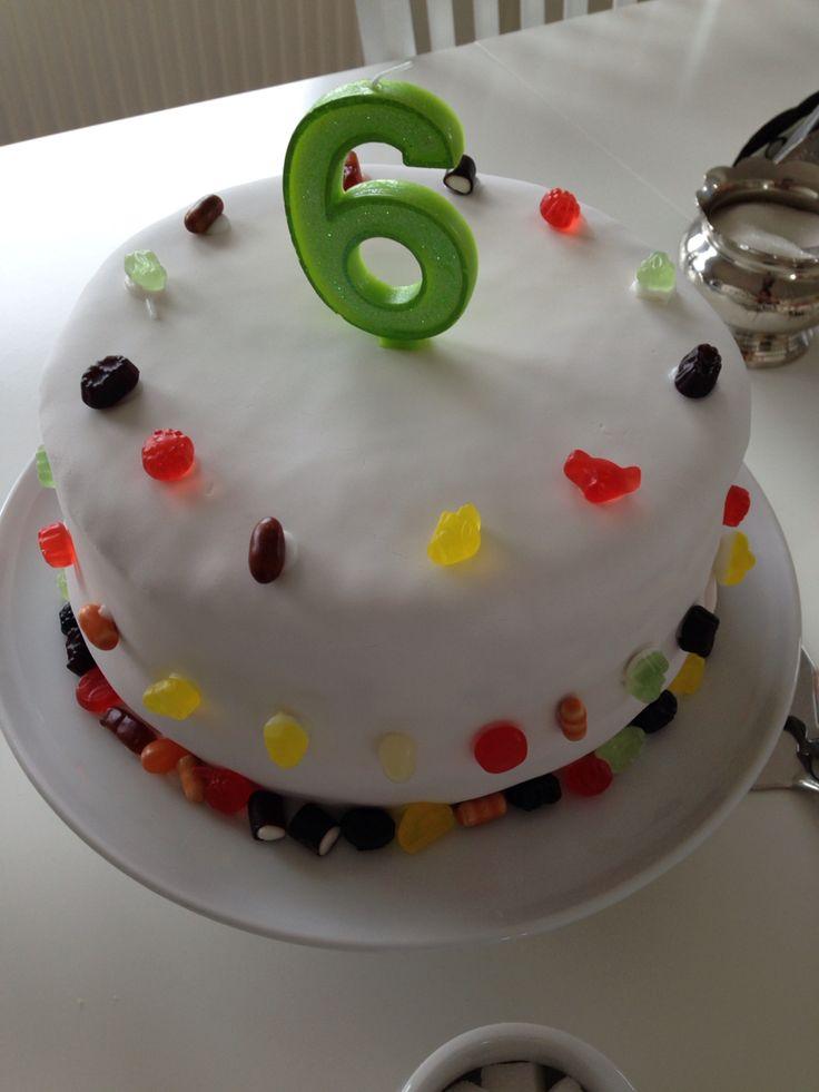 6 års fødselsdag