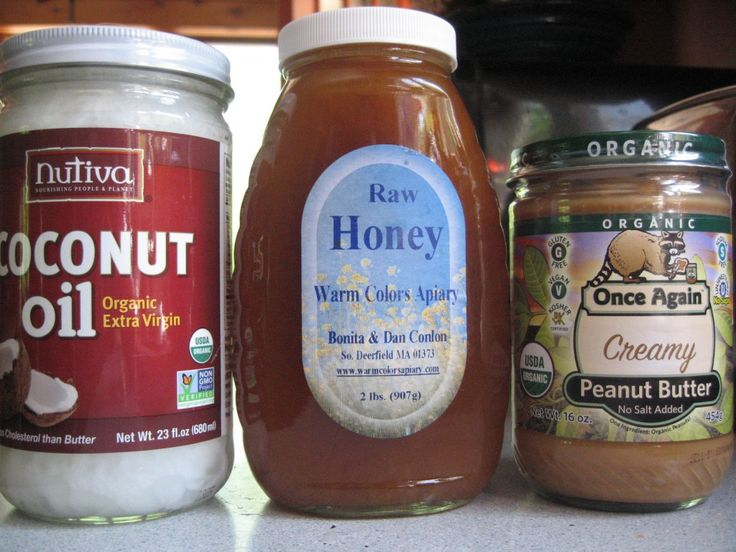 Sugar Buster-stop sugar cravings 1. Mix equal parts nut butter of your choice and coconut oil. 2. Add Raw honey to taste 3.