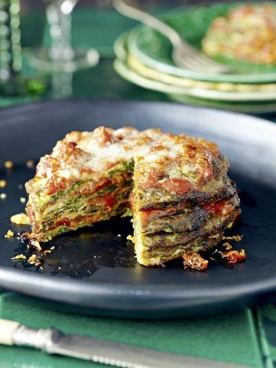Spinach Galette / Nincs is finomabb, mint a spenót! Hát még palacsintában / Éva Magazin