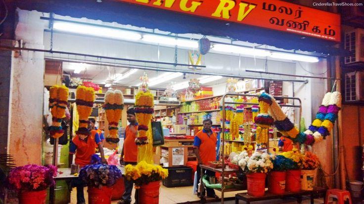 Local shop in Little India, Kuala Lumpur