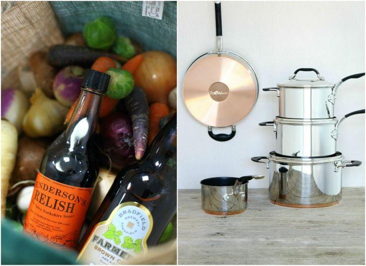 ProWare Copper Base Range & Recipe for Shin Beef Stew with Dumplings