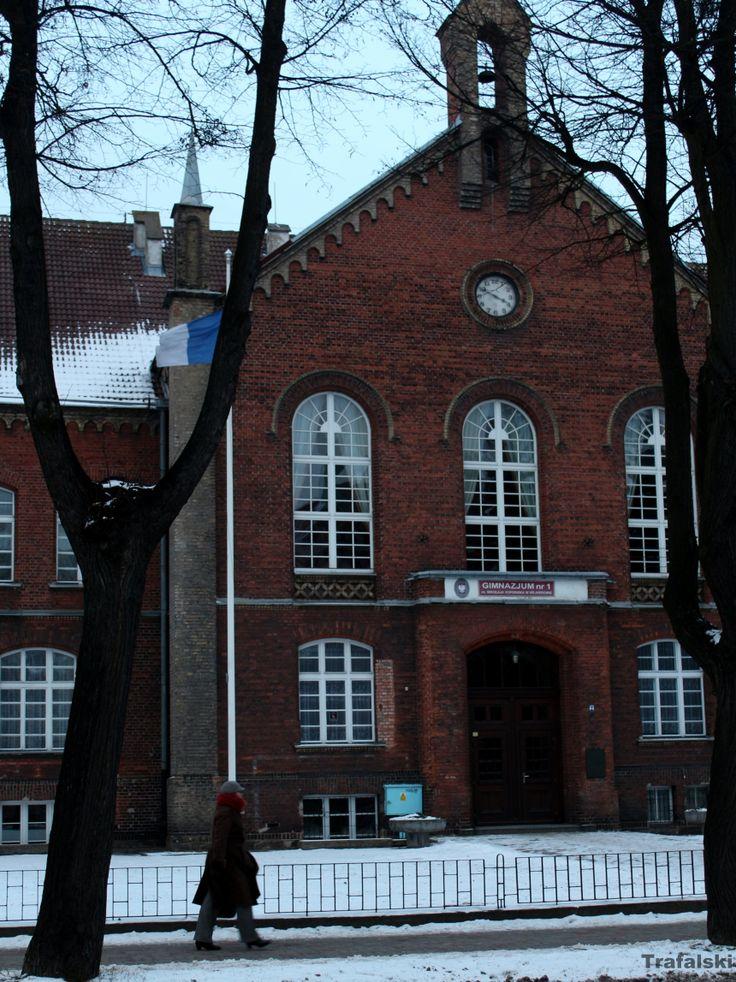 Wejherowo - Gimnazjum nr 1  #Wejherowo #gimnazjum #Photography #ILovePhoto