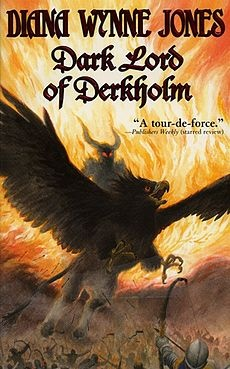 What if being a Dark Lord is just a job, to support your family and save your world? And then what if everything goes wrong, and your family has to save you and the world?: Worth Reading, Fantasy Genre, Dark Lord, Derk Griffins, Griffins Sons, Books Worth, Diana Wynn, Wynn Jones, Poke Fun