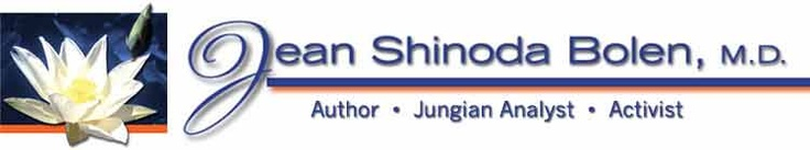 Welcome to Dr. Jean Shinoda Bolen's Website