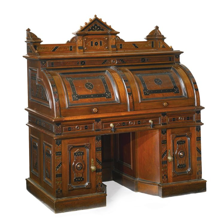 An Important Renaissance Revival Ebonized  Gilt Incised Walnut and Burled  Extra Grade Rotary  266 Best Antique Furniture. Antique Furniture Indianapolis   Antique Home