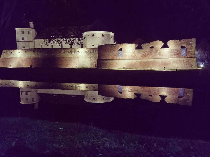 This must be the place...  #murmur #festival #romania #citadel #medieval #techno