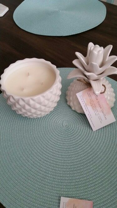 Little Pippa Limited Edition Paradise pineapple candle