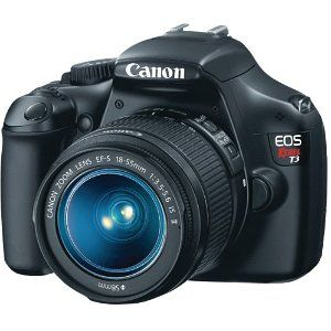 Canon EOS Rebel T3 Digital SLR: Canon Camera, Digital Slr, Movie Mode, Hd Movies