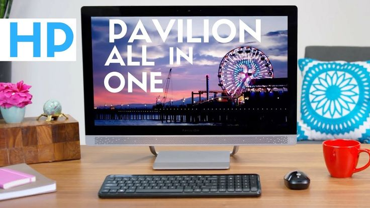 HP Pavilion 24 All-in-One PC Review: Top 5 Features! https://fb.me/TechnologyStore.mex
