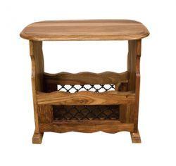 Jali Magazine Rack http://solidwoodfurniture.co/product-details-soft-furnitures-3547-jali-magazine-rack.html