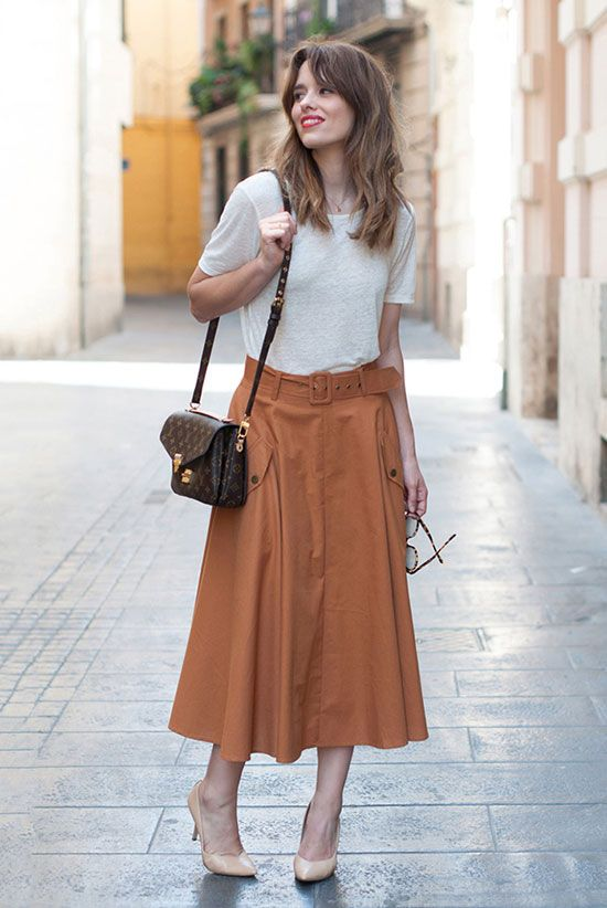 This is charming. I believe I can move towards wearing ankle-length pants and skirts, provided it is opaque, loose cloth. I don't feel bound to cover to my feet and wrists. Beyond elbows and calves, anything is fair game. It is still so modest.