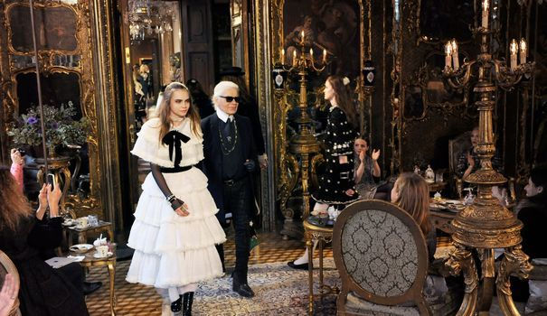 Chanel Métiers d'Art 2014: tout sur le défilé Paris Salzburg en Autriche - L'Express