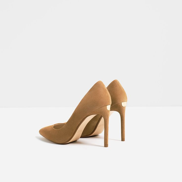 LEATHER HIGH HEEL SHOES-View all-SHOES-WOMAN | ZARA United Kingdom