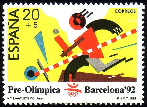 81 best images about Barcelona '92 Olympics on Pinterest ...