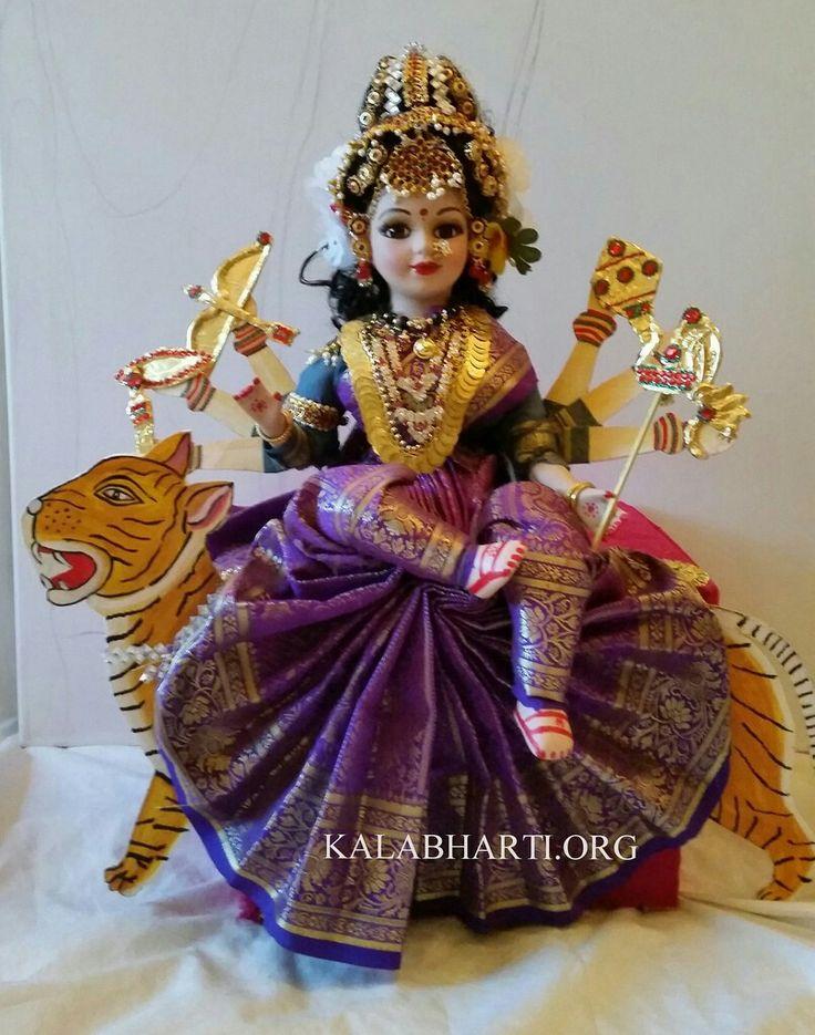 Cute Doll asMaa Durga..........