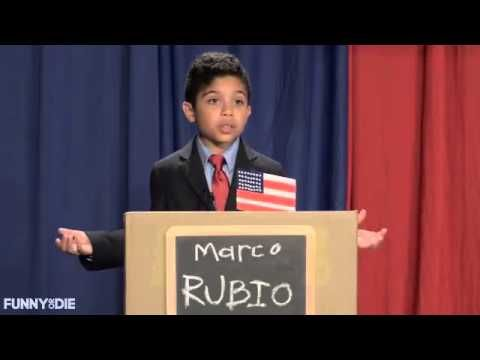 If you missed the first Republican debate of 2016, don't worry – there's an abbreviated version for you starring kids. Taking a page out of Jimmy Kimmel's bo...