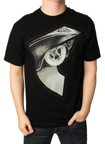 Famous Stars And Straps Men's Rivi BOH Graphic T-Shirt