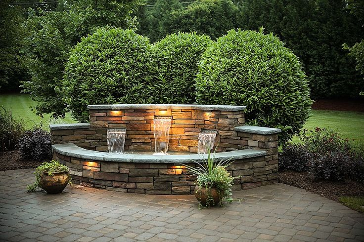 Weekend project? I really wish I could do this to my backyard using all the rain water.