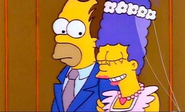 Adiestrador de perros en 'Me casé con Marge'