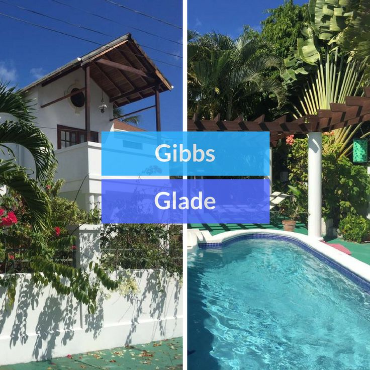 Lovely Barbados vacation home with outdoor swimming pool and tropical garden.