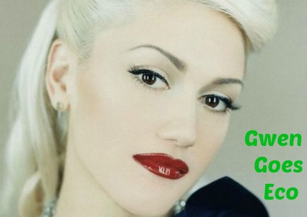 Gwen Stefani Launches New Eco Clothing Line