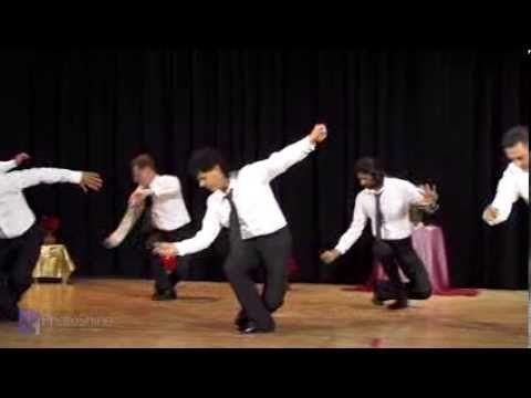 To Louloudi Dance School- Ποιός το είπε για τους μάγκες