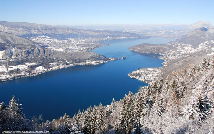 Lac d'Annecy (France)