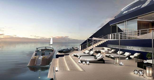 Ritz-Carlton Yacht Collection Will Set Sail In 2019 • Luxuryes