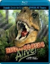 Dinosaurs Alive!: IMAX [Blu-ray]