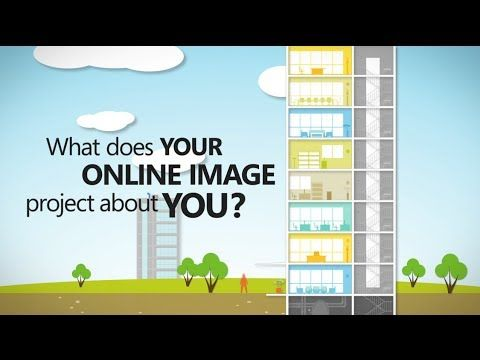 What Does Your Online Image Project About You? | Microsoft TrustComputing