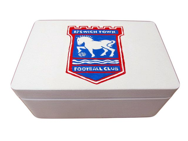 Ipswich town football club memory boxes from Drawn 4 you