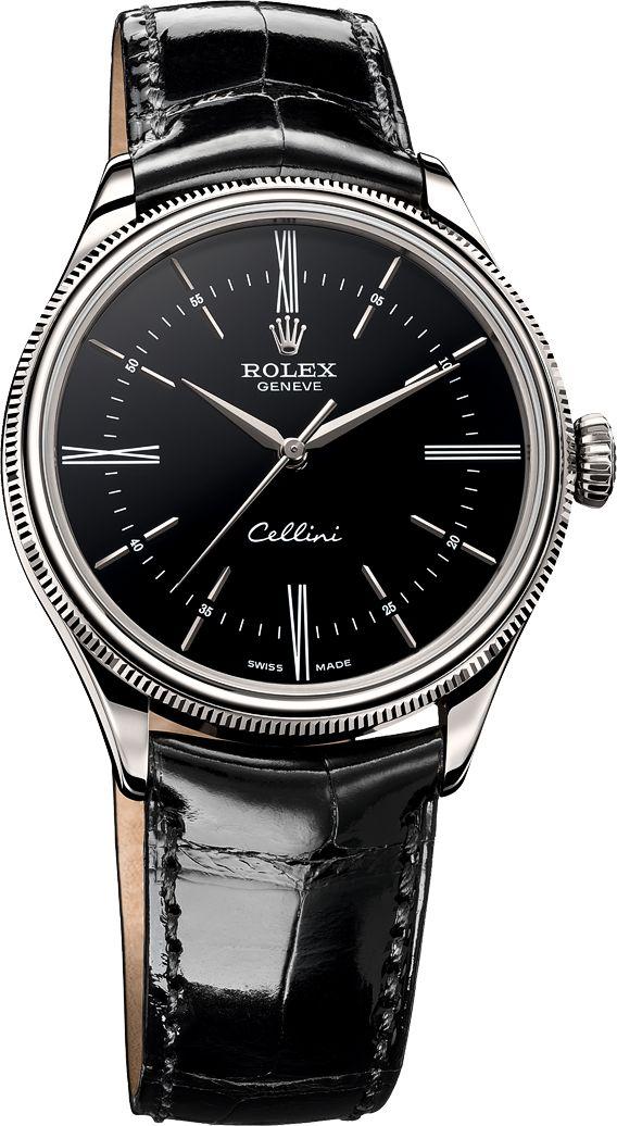 La Cote des Montres : La montre Rolex Cellini Time - L'essence d'un classique intemporel