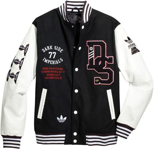Star Wars Adidas varsity Jacket | Varsity Jackets