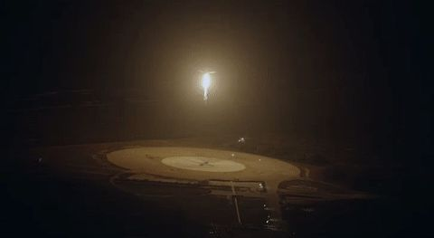 Watch a GIF of every successful — and failed — SpaceX Falcon 9 landing attempt - The Verge